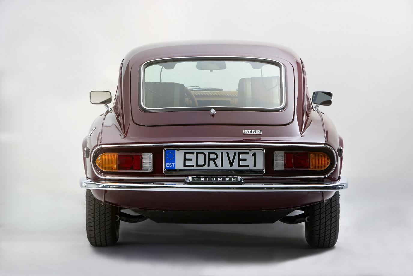 Triumph E Classics By Retro Ev Retro Ev