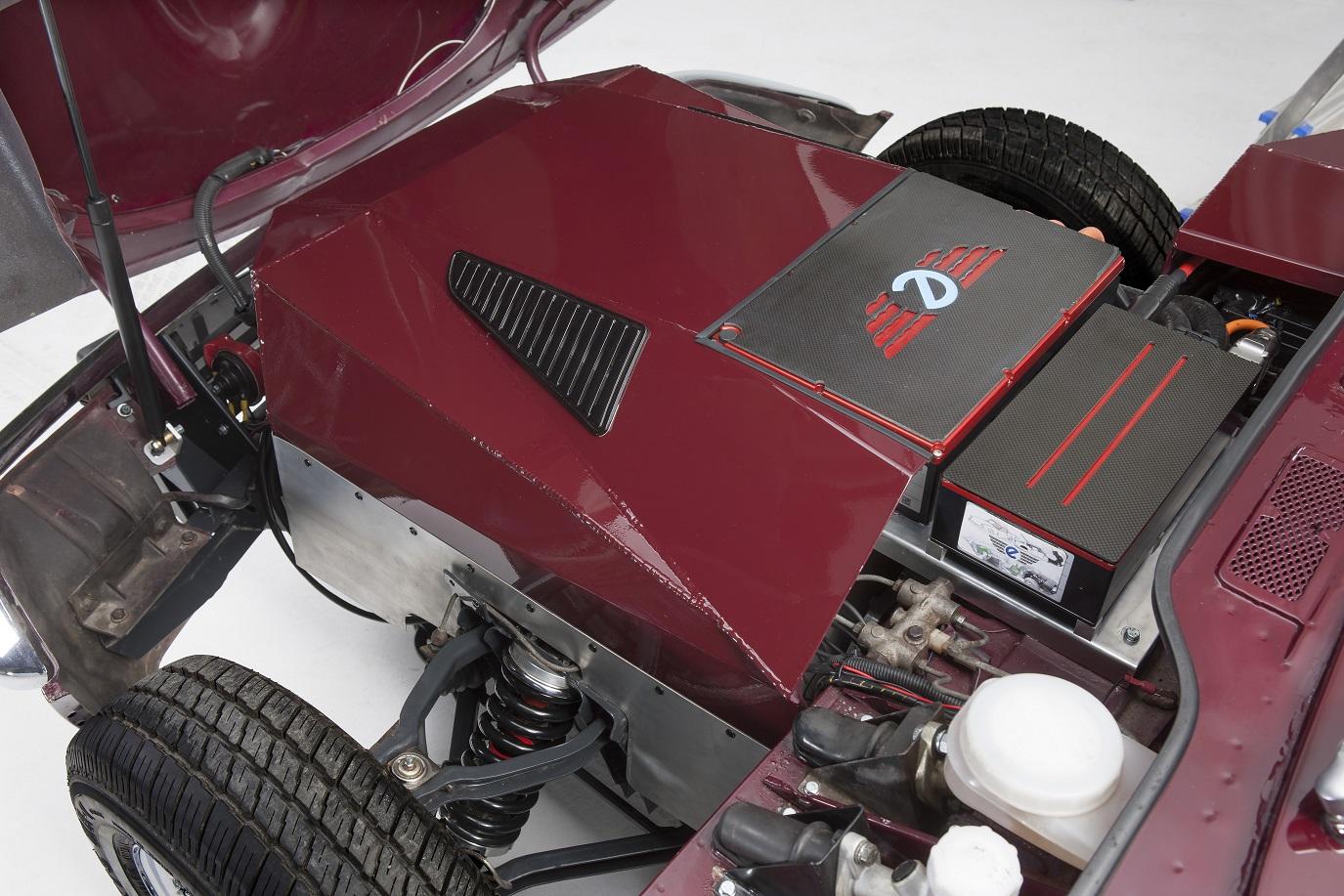 e-Drive Retro - Classic GT6-EV - Virtual Engine 2