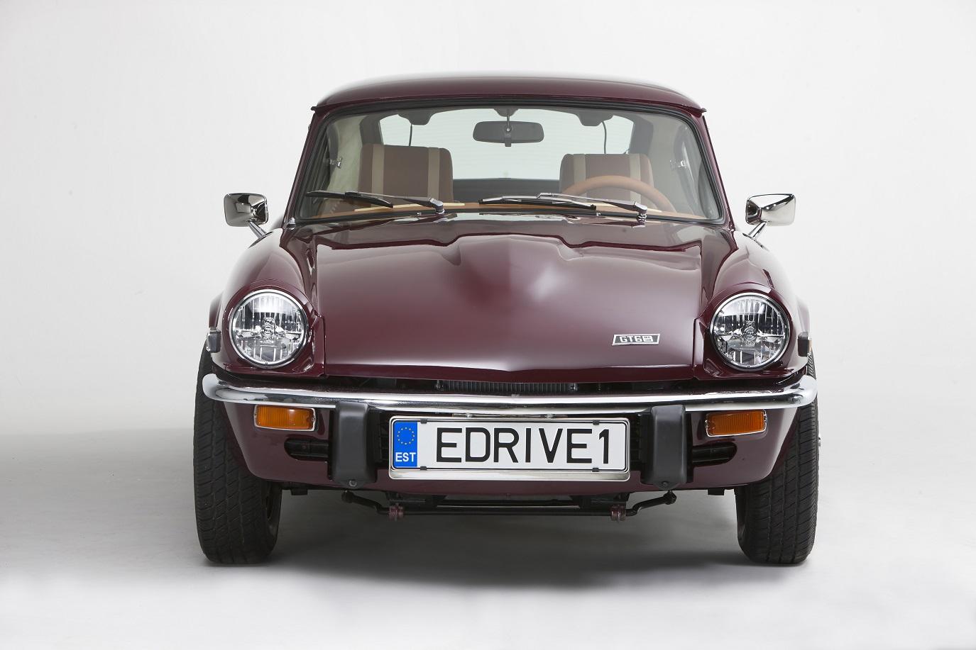 e-Drive Retro - Classic GT6-EV - Front 3